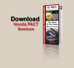 Download the Honda PACT Brochure