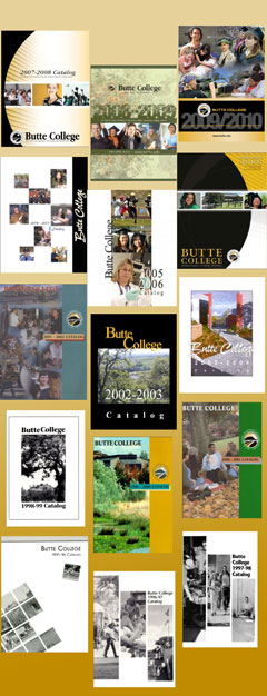 Catalog collage